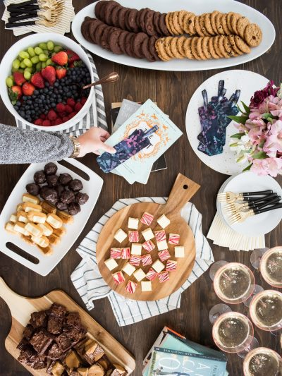 Host a Modern Book Club Party Your Friends Will Love thumbnail