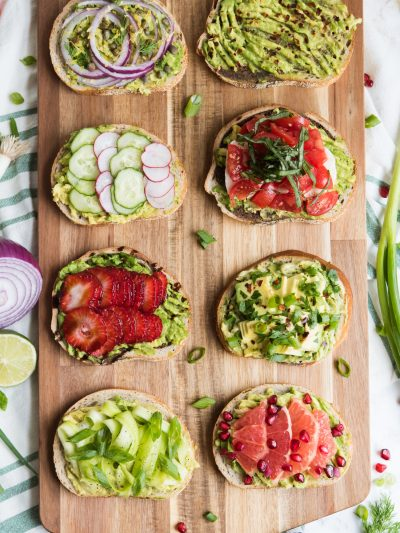 8 Awesome Ways to Make Avocado Toast thumbnail