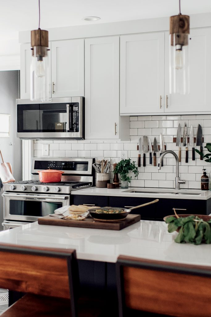Michelle Nick S Super Chic Modern Boho Kitchen The Sweetest Occasion