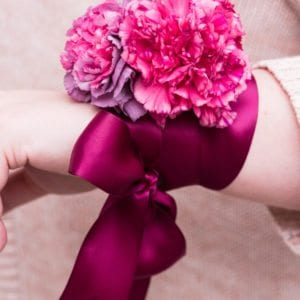 The Absolute Prettiest DIY Wrist Corsages for Mother's Day thumbnail