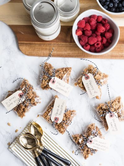 Oh What a Beautiful Morning! Granola Parfait Breakfast To-Go Jars thumbnail