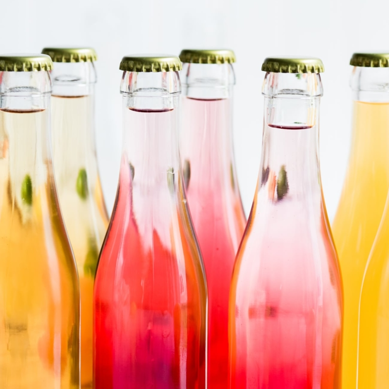 Sip Sip Hooray! How to Make Homemade Bottled Cocktails