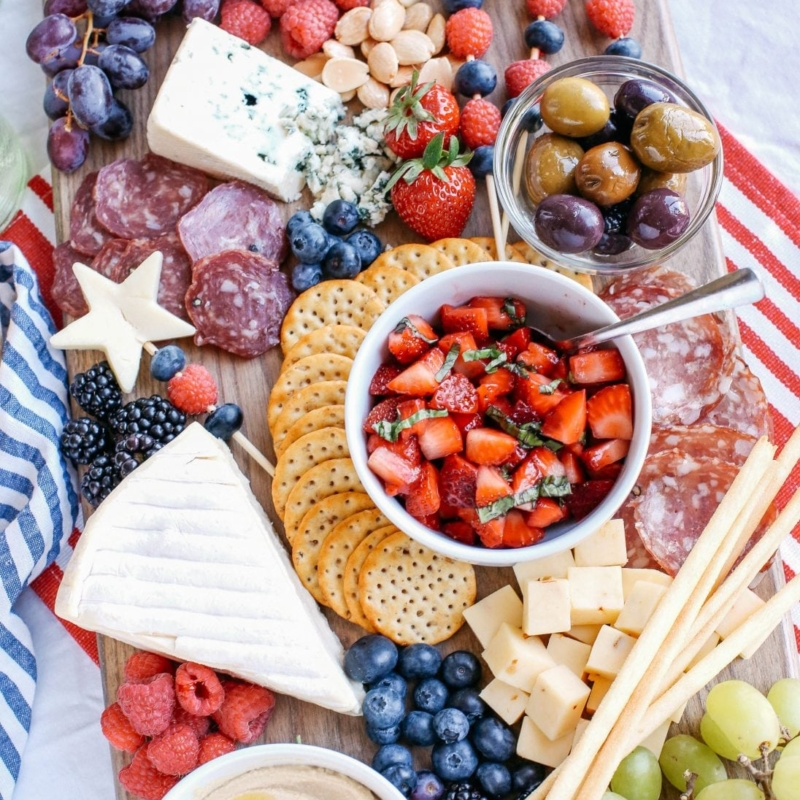 21 Red, White + Blue Things You Should Make for the 4th of July