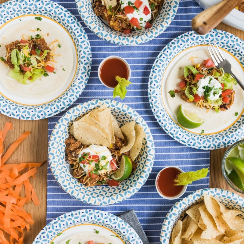 Hosting a Tailgate Slow Cooker Challenge + the Best Slow Cooker Tacos