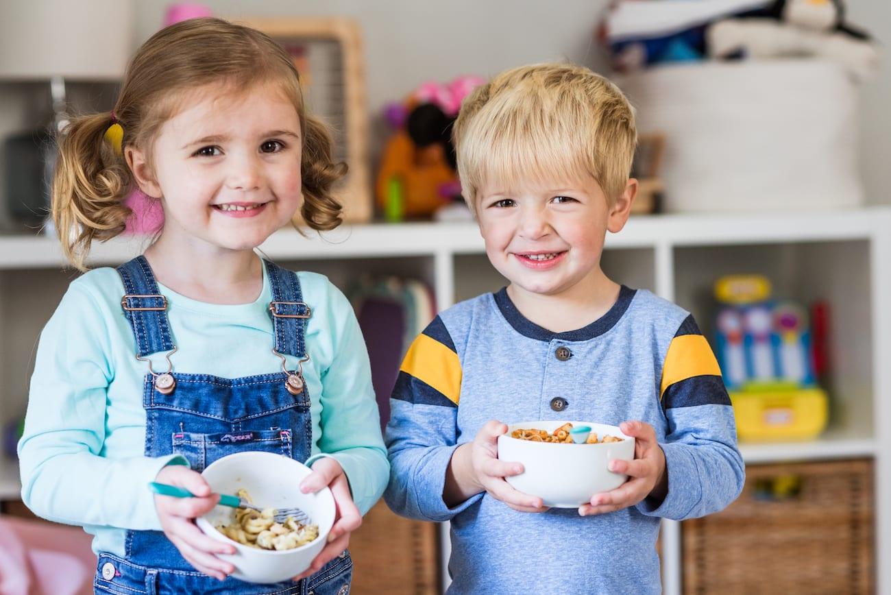 Toddler Proof Weeknight Dinner Ideas from entertaining blog @cydconverse