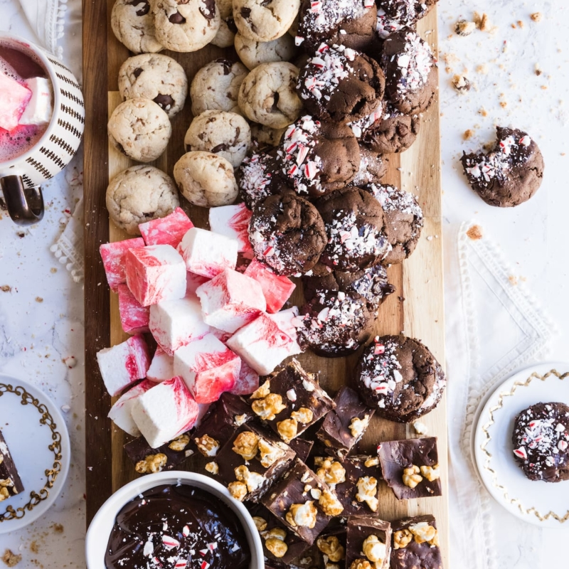Up Your Cookie Platter Game with an Epic Christmas Cookie Board