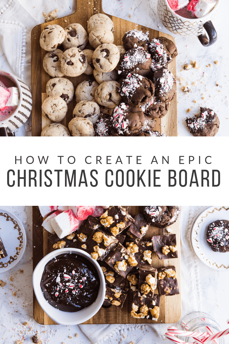 Elevate your yearly cookie platter game with an epic Christmas cookie board! Get the best Christmas cookie recipes, Christmas party ideas, entertaining tips, Christmas cocktails and more from entertaining blog @cydconverse