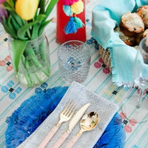 Colorful + Easy Brunch Ideas for Spring thumbnail