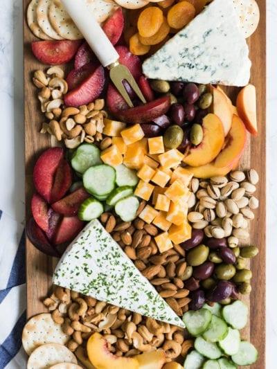 How to Make a Seasonal Summer Harvest Cheese Board thumbnail