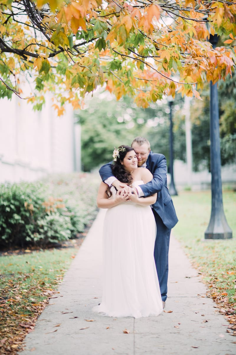 The Sweetest Occasion | Fall Backyard Wedding Ideas