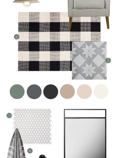 One Room Challenge: Mood Board + Paint Updates thumbnail