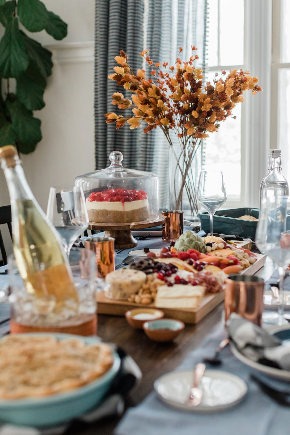 Thanksgiving Table Ideas | Entertaining with @cydconverse