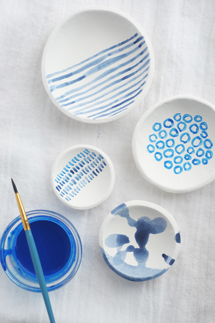 DIY Gifts for Mom: DIY Trinket Bowls