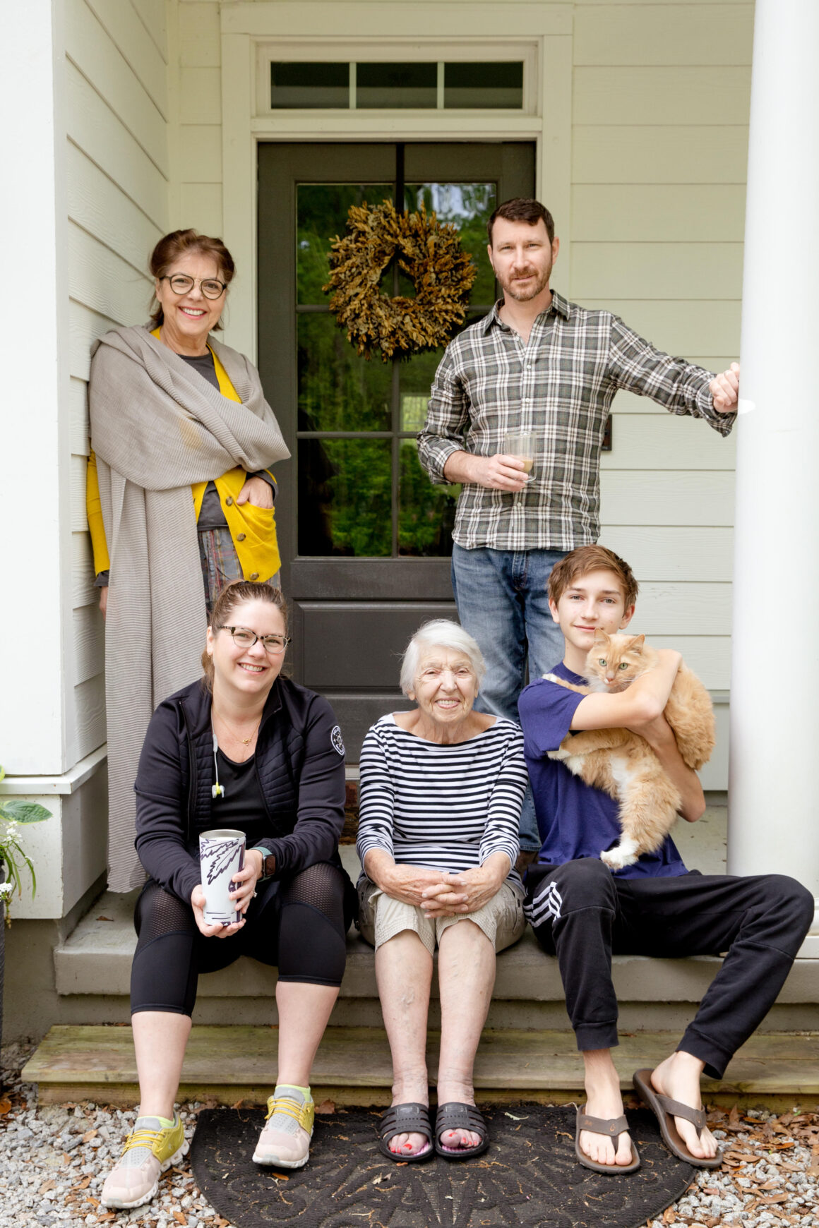 Living with a Multi-Generational Family