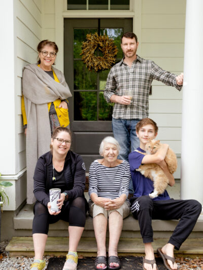 Episode 007: Living with a Multi-Generational Family with Erika Firm thumbnail