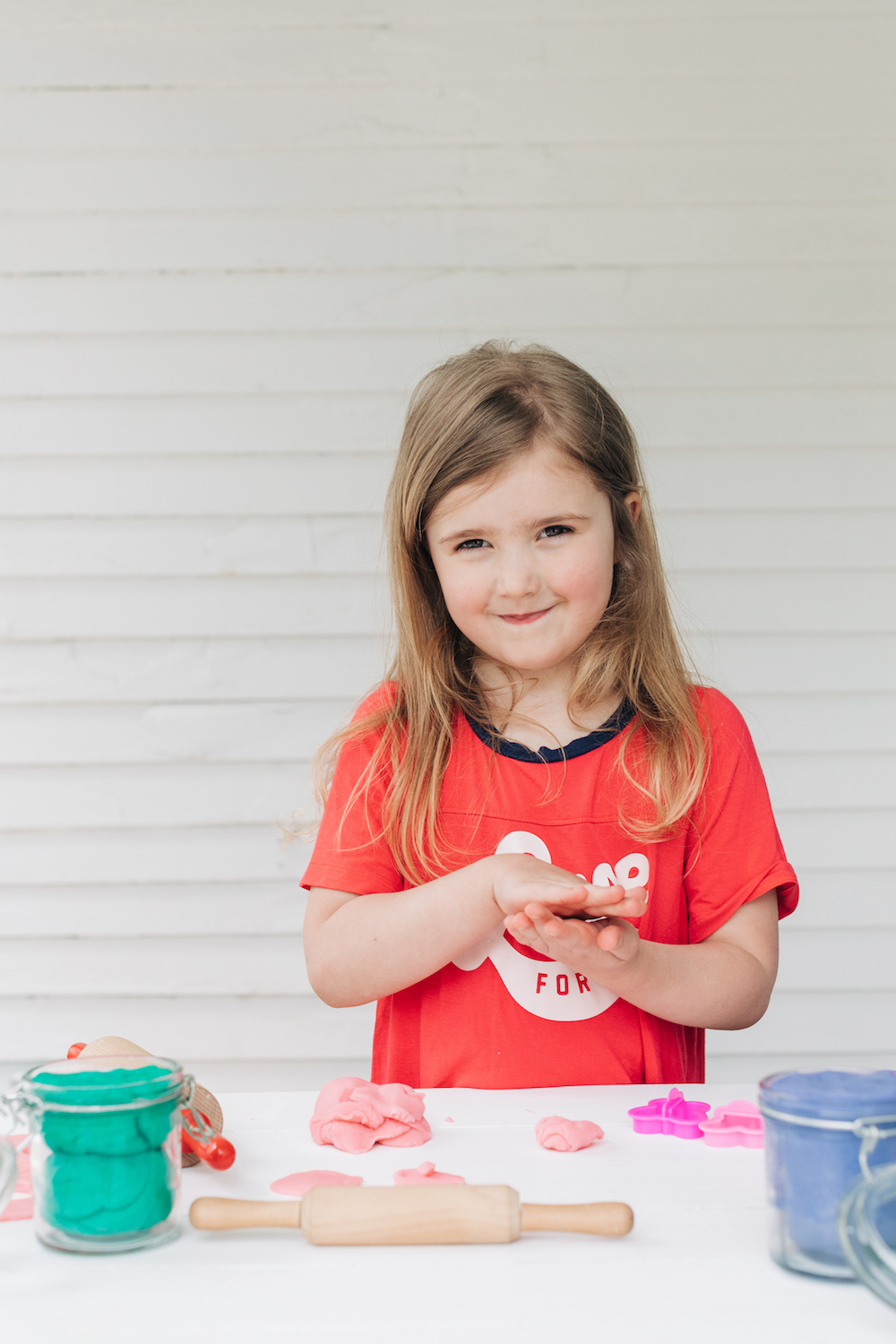 How to Make Easy Homemade Playdough