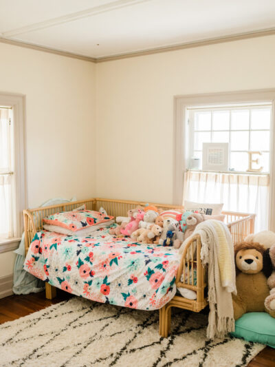 One Room Challenge: Em's Toddler Bedroom Makeover thumbnail