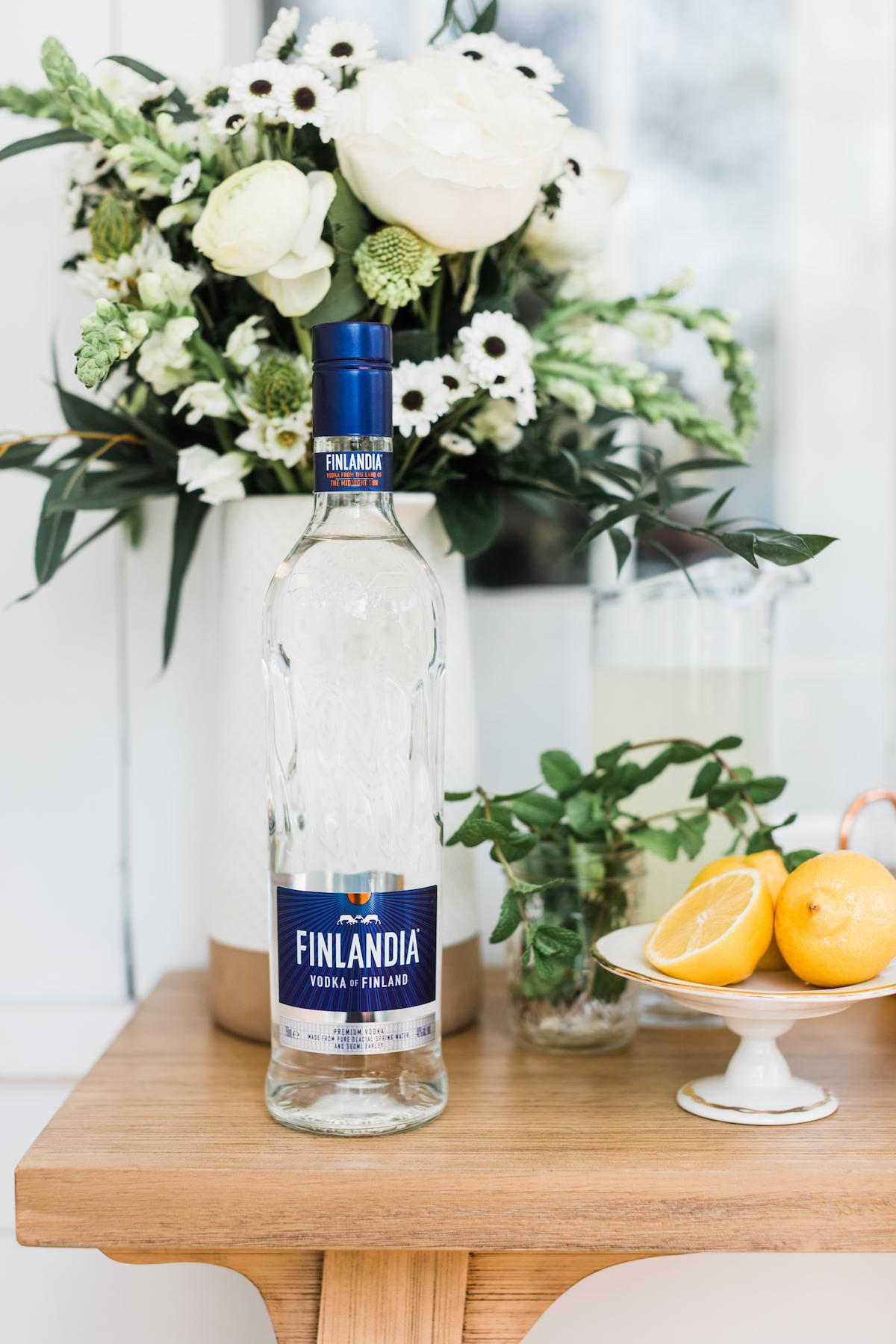 Finlandia Oaks Lily Recipe