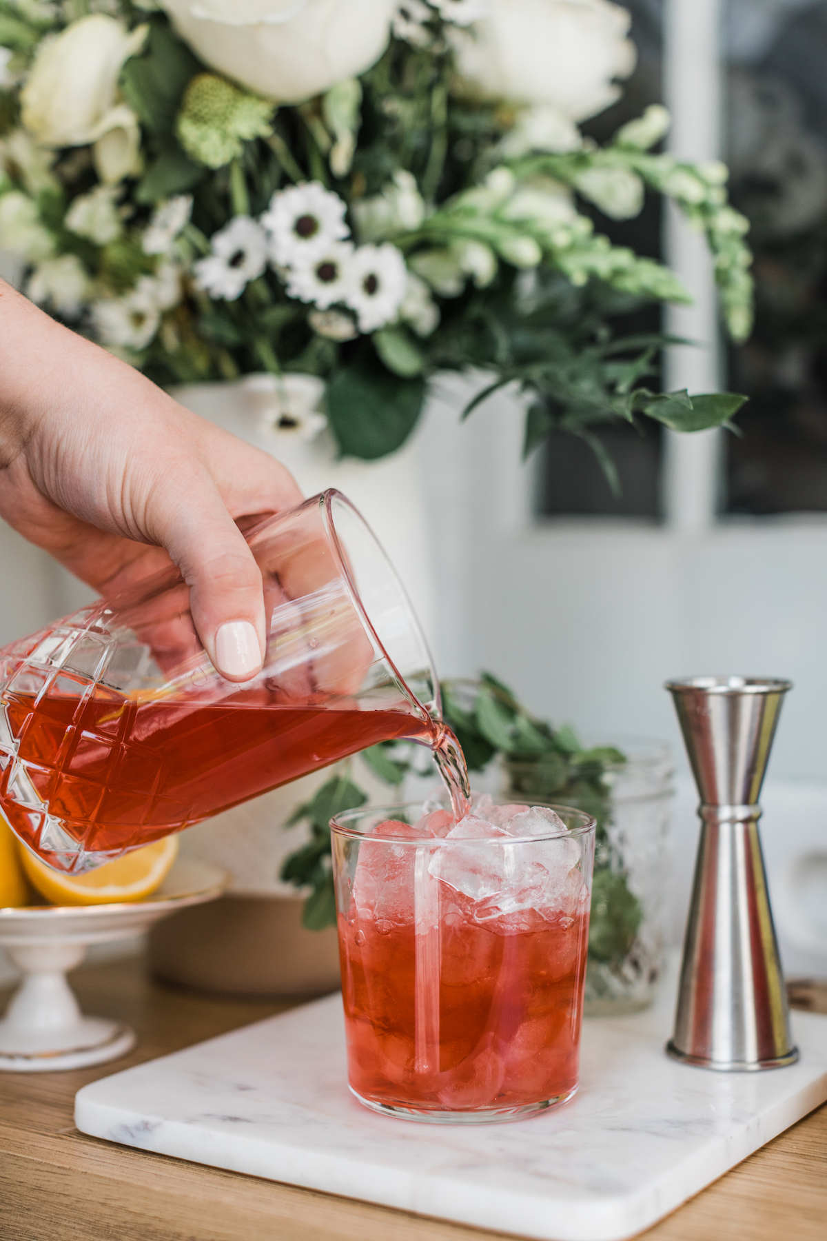 How to Make Kentucky Derby Oaks Lily Cocktail